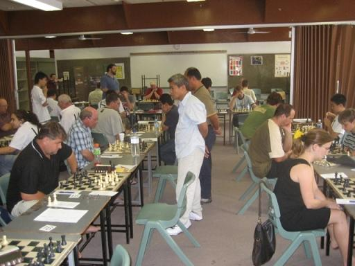 Chess in Brisbane